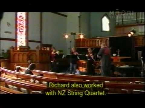 Part 3 of a documentary about Nelson Musician and reviver of traditional Maori musical instruments, Richard Nunns.