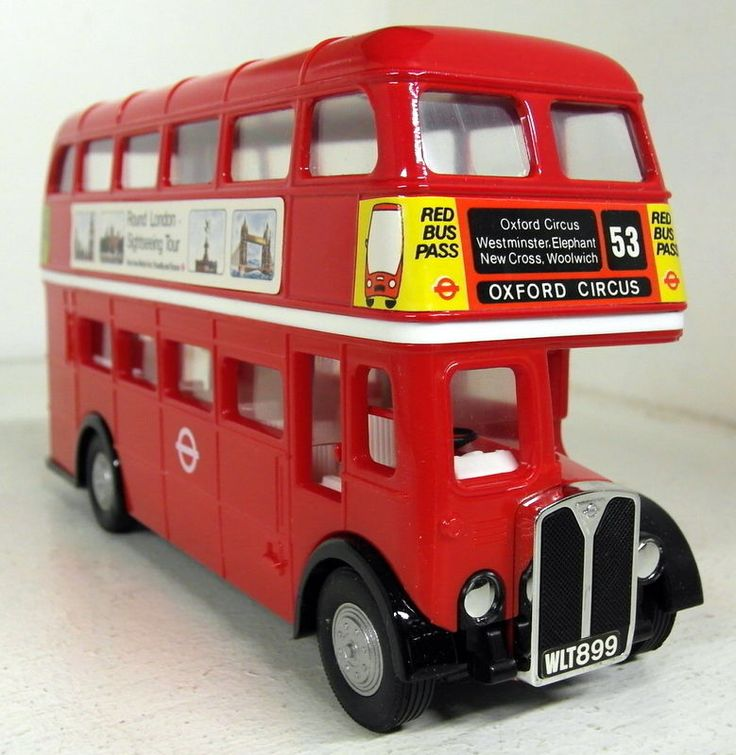 Tomica 1/43 scale f19 #routemaster r53 london #sightseeing #diecast model bus #1,  View more on the LINK: http://www.zeppy.io/product/gb/2/232107608336/