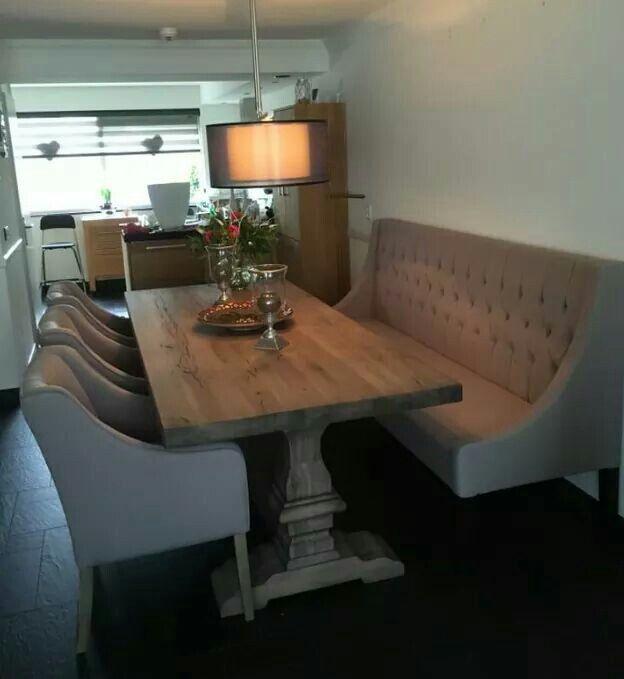 25 beste idee n over eigentijdse huis decor op pinterest woonkamerbanken woonkamerbank en - Eigentijdse meubelen ...