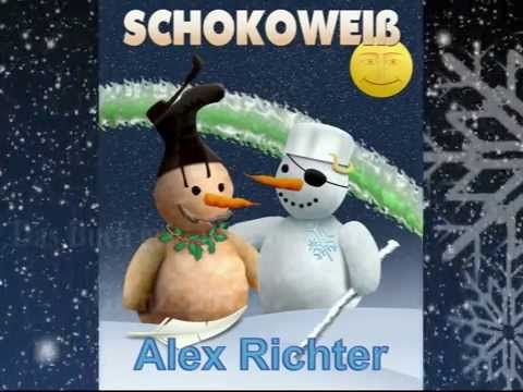 Schokoweiß, der Trailer zum Ebook von Alex Richter