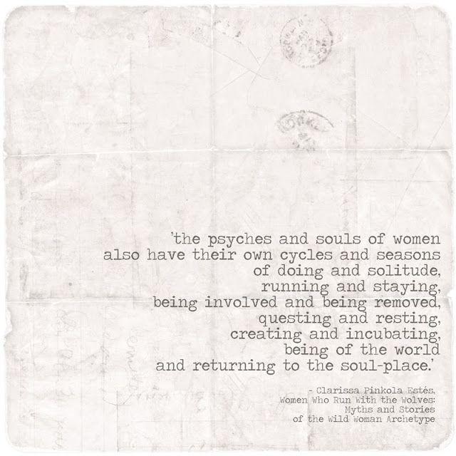 souls of women