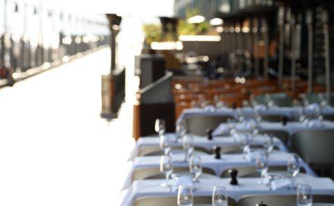 The Larder Pop-Up Restaurant - Otto Ristorante - Sydney