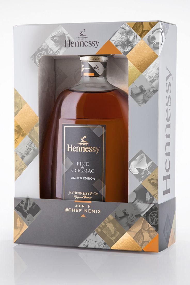 Twitter ButterflyCannon @ButterflyCannon - Hennessy Fine de Cognac #packaging #design #diseño #empaques #дизайна #упаковок #embalagens #emballage #worldpackagingdesign worldpackagingdesign.com