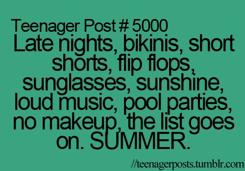 Summer! minus the short shorts: Pink Summer, Summer 2012, Summer 3, Sweet Summertime, Summer Lovin, Teenage Posts, Summer3, Summer Time, Summer Life
