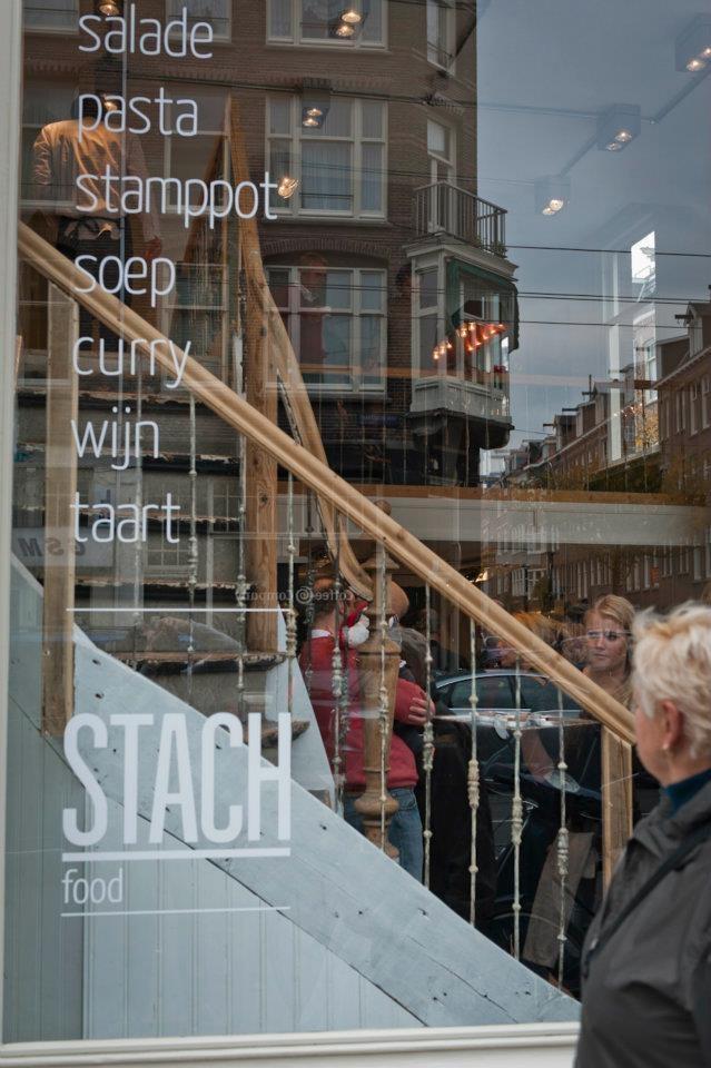 Stach, van Woustraat Amsterdam
