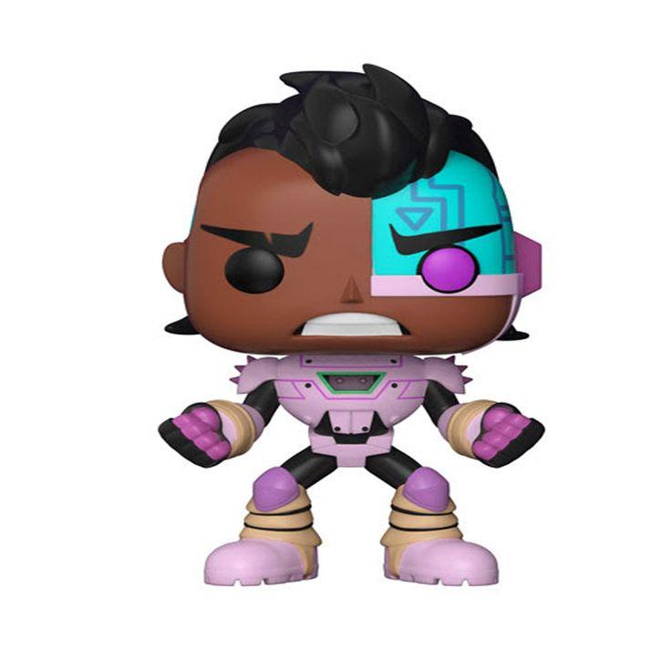 Teen Titans Go The Night Begins To Shine Cyborg POP! Vinyl Figure (Pre-Order Ships End of Feburary 2018)