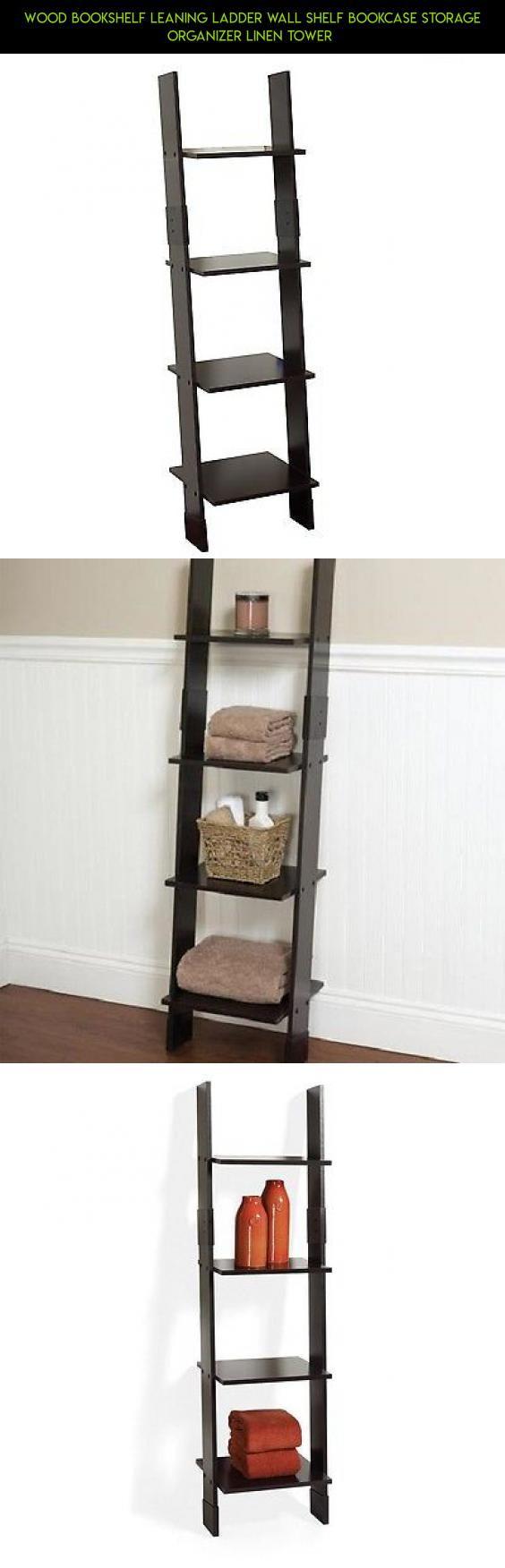 25+ best ideas about Leaning Ladder Shelf on Pinterest ...