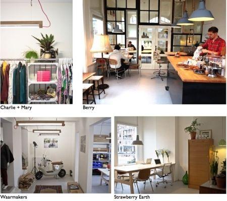 showroom & office