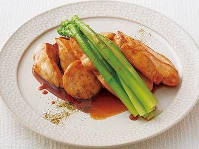 きょうの料理(NHK)鶏むね照り焼き KNR Torimune teriyaki 2015Apr27