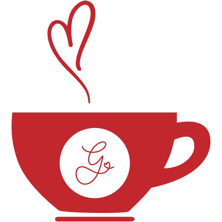 Download FREE SVG - Free Coffee cup frame & love font. SVG, EPS ...