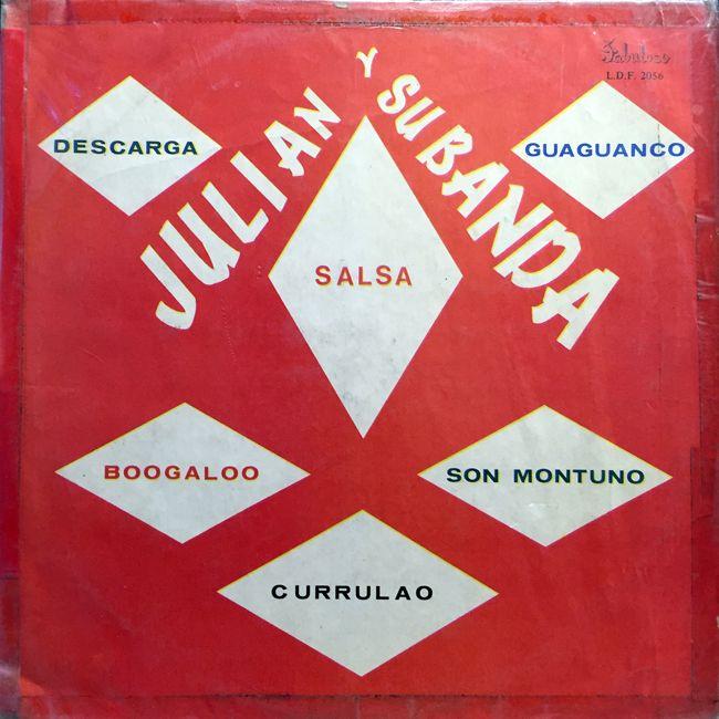 Julian y su Banda - Julián y su Banda (Fabuloso)