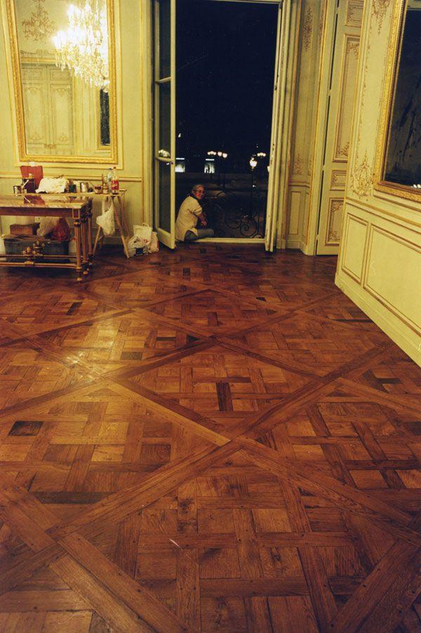 11 best parquet versailles images on pinterest wood flooring hardwood floors and versailles. Black Bedroom Furniture Sets. Home Design Ideas