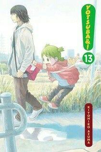 Yotsuba& volume 13