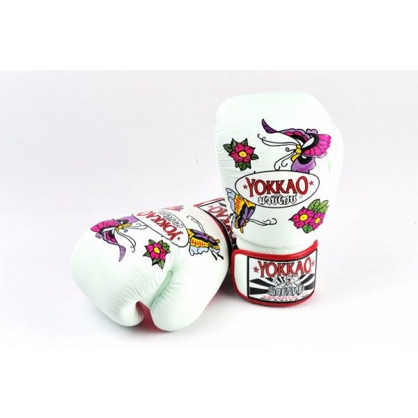 Butterfly Yokkao Boxing gloves