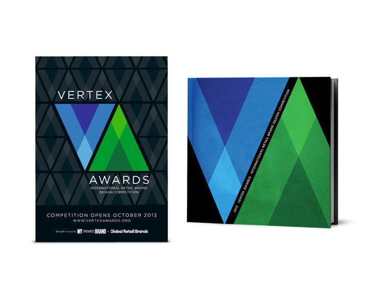 Vertex Awards Identity | By P&W Design Consultants