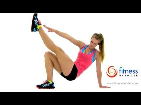 Can YOU HIIT like a Girl? 22 Minute Cardio HIIT Workout Challenge, Fitness Blender