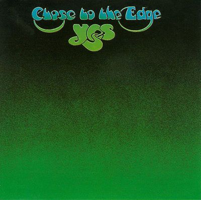 Close to the Edge is the fifth studio album by the English progressive rock band Yes. It was released on Atlantic Records (Atlantic K 50012) in September 1972.
