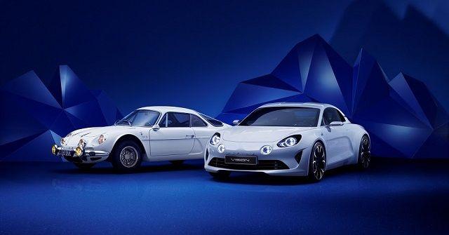 Salão Rétromobile de Paris recebe 6 modelos históricos da Alpine