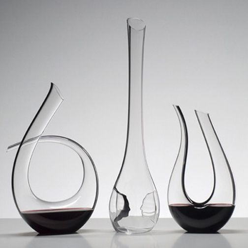 Unique decanters www.apoggi.com