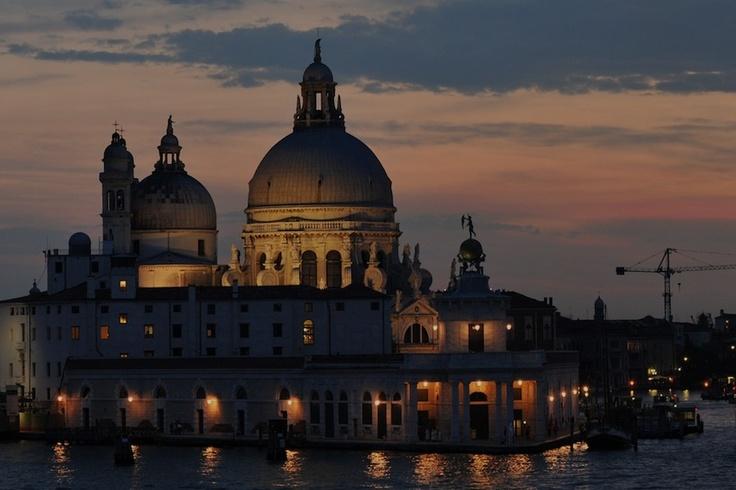 Venice sunset: Photo