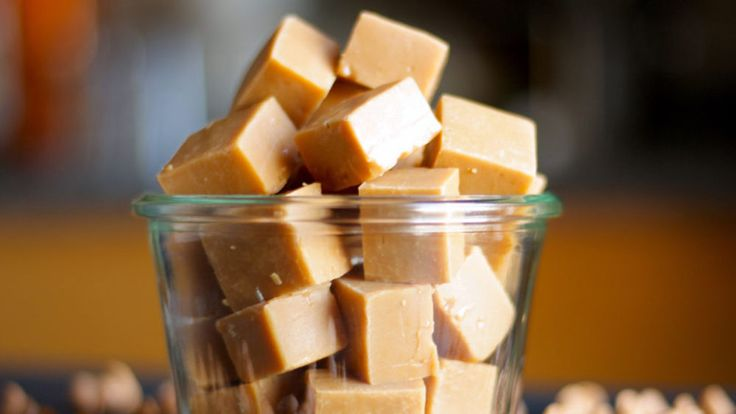 With just three ingredients and 10 minutes of prep, you can have smooth, rich butterscotch fudge to share with a crowd!