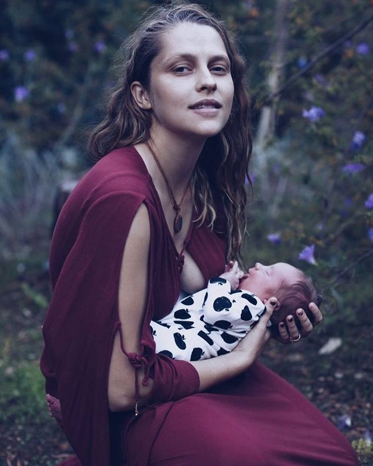 """39.9k Likes, 207 Comments - Teresa Palmer (@teresapalmer) on Instagram: """"#flashbackfriday pictured here 6 hours after little Forest was born. Taken in my garden by the…"""""""