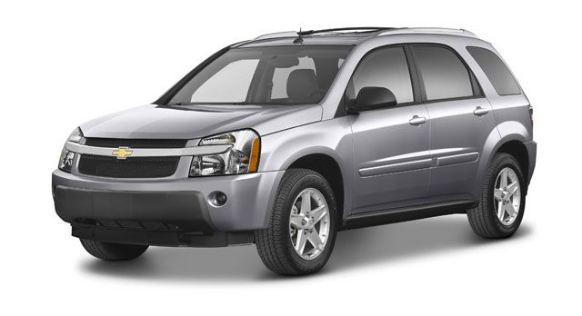 Workshop Manual Chevrolet Equinox 2005 2006 2007 2008 Chevrolet Equinox Chevrolet Equinox
