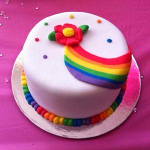 Идеи на радужный день рождения. МНОГО ФОТО ДЛЯ ВДОХНОВЕНИЯ при выборе торта и украшении стола и зала.Опыт мамы.