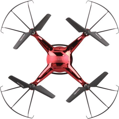 Propel Gravitron 2.4 GHz Outdoor Camera Drone Red - Outdoor Games And Toys, Sport Games at Academy Sports