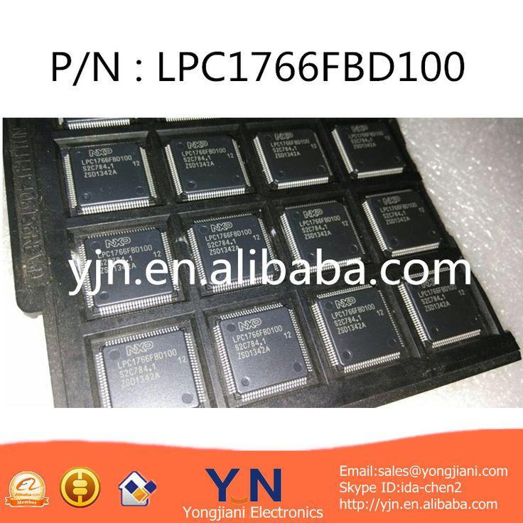 Original New LPC1766FBD100 MCU 32-Bit LPC1700 ARM Microcontrollers