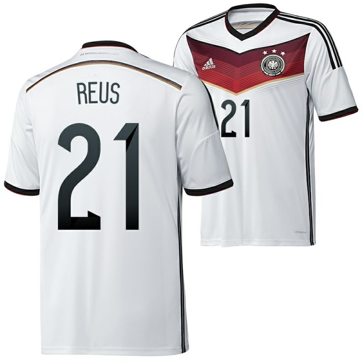 Germany 2014 World Cup Soccer jersey (21 Reus)-Great and stylish Germany 2014 World Cup Soccer jersey (21 Reus) on sale in our wonderful online shop. Germany 2014 World Cup Soccer jersey (21 Reus) are offered together with considerable discount and free shipment.- http://www.uswmis.com/germany-2014-world-cup-soccer-jersey-21-reus-uswmiscom-p-2355.html