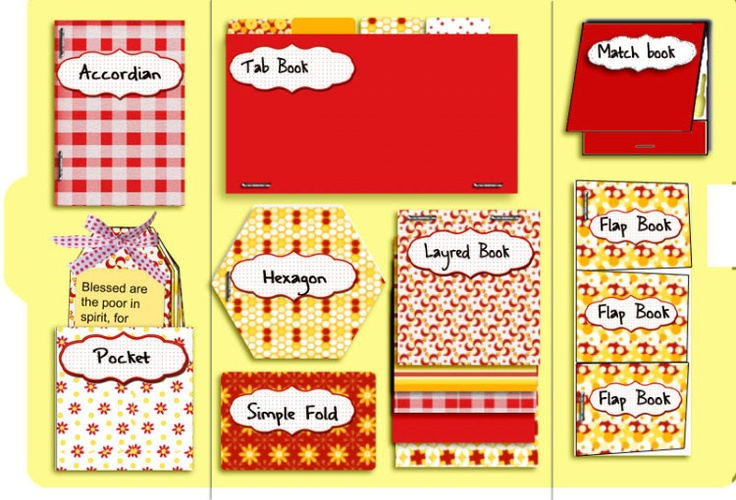 I love lapbooks!  We've just started doing some and it's a great way to learn & have a fun craft project.