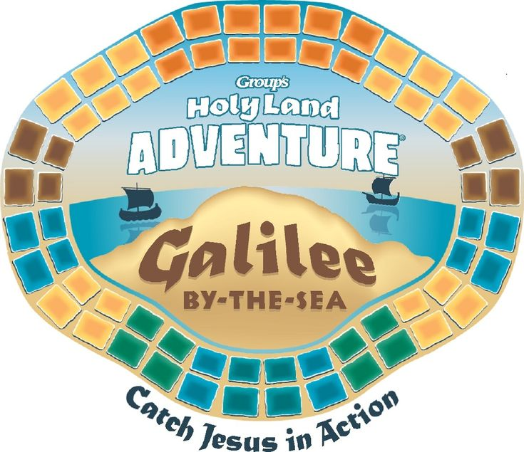 Guide Galilee By The Sea Vbs