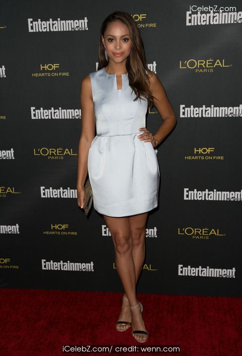 Amber Stevens 2014 Entertainment Weekly Pre-Emmy Party at Fig & Olive http://icelebz.com/events/2014_entertainment_weekly_pre-emmy_party_at_fig_olive/photo2.html
