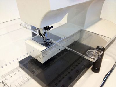 universal sewing machine extension table