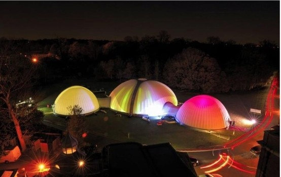 14m #CONNECTIVITY 14M #DOME #24M #DOME #10M #DOME  #Inflatable #Temporary #Structure #Events http://www.brandinteractivation.com/