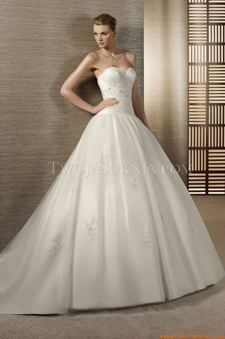 100 best wedding dresses dublin images on pinterest absolutely stunning wedding dresses from white one 2012 bridal collection how about a few of our favorite ball ombrellifo Choice Image