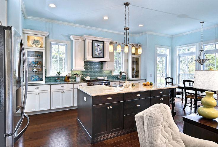 Coastal Kitchen Design Interior Amusing Inspiration