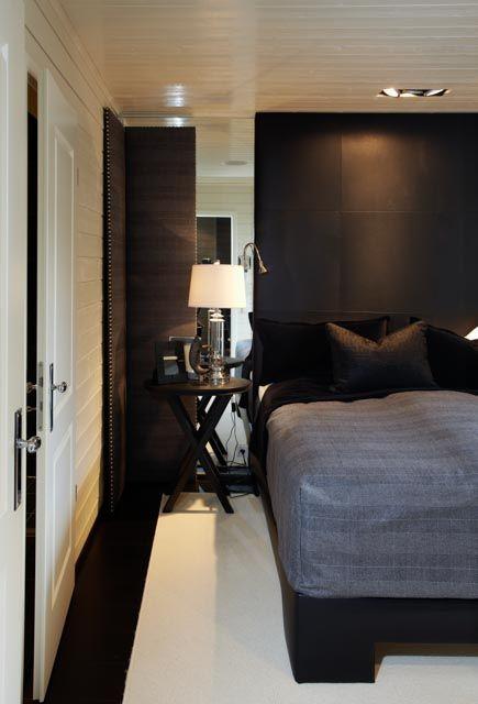 Holiday Home Interior, Master bedroom — Christian's & Hennie - www.christiansoghennie.no