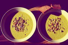 Eat Fit Foood: Dietetyczna zupa BROKUŁOWA czyli zdrowy krem z brokułów :)