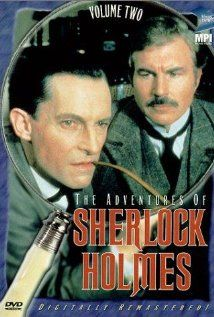 Sherlock Holmes.  Holmes, acted by Jeremy Brett is my pick for top British TV series of all time.  Follows Conan Doyle's works better than any other.