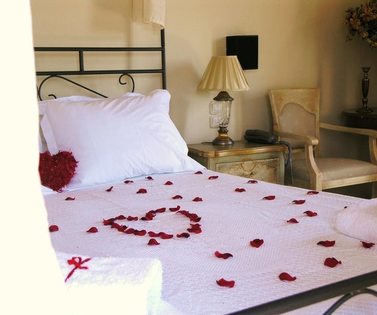 honeymoon in Junior Suite - romance