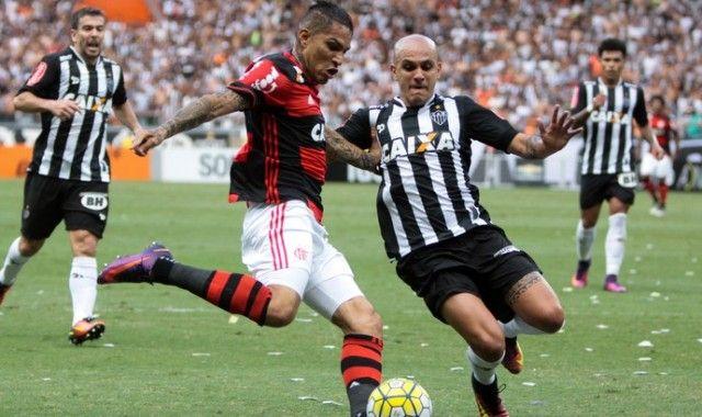 #News  Atlético empata com o Flamengo no Mineirão