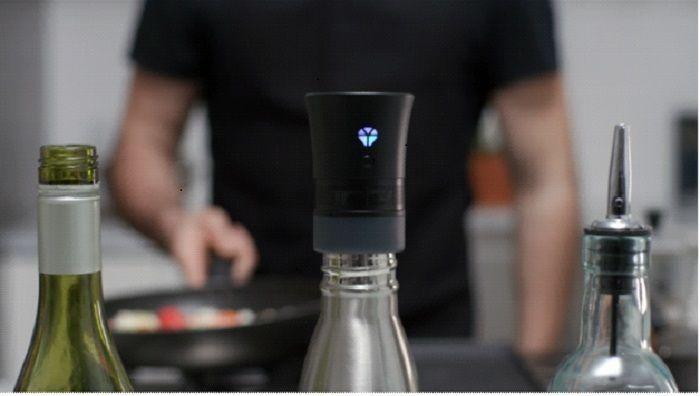 サイズや形状によって音が変化使用済みボトルを利用したスピーカー