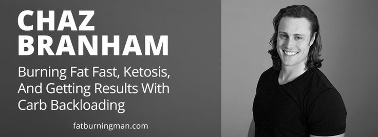 Chaz Branham: Ketosis, Carb Backloading, and Bodybuilding