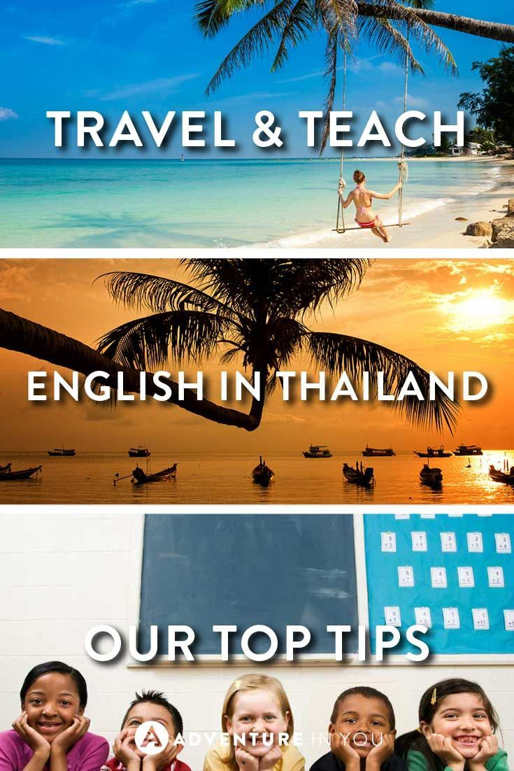 Teaching English   Planning to teach English in Thailand? Here's some useful tips and advice on how to get a job, where to apply, and what to do.