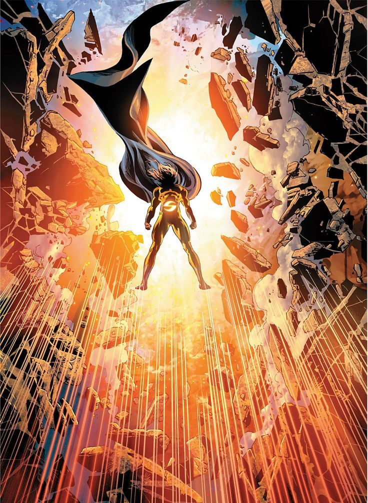 Sentry by Mike Deodato Jr! (Marvel comics)