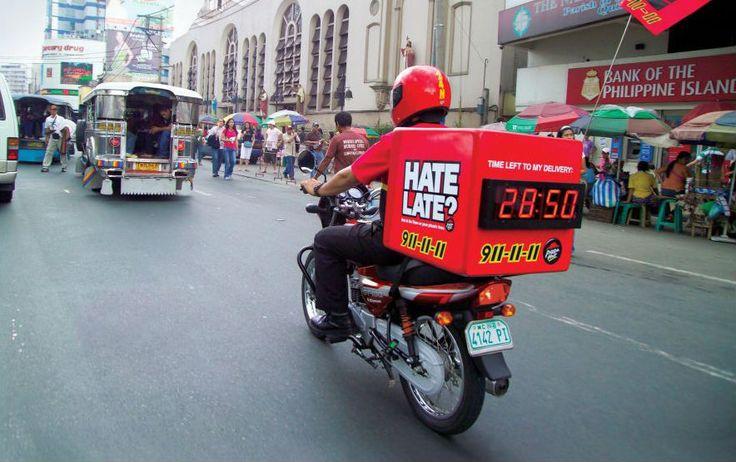 Seguro de Accidentes Personales Delivery Motos, Mensajería, Cadetes, etc.