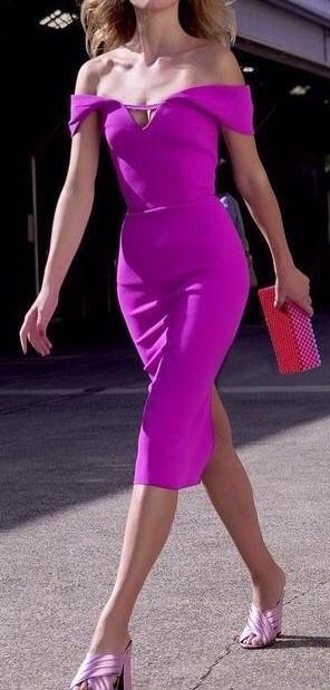 I love This pink dress