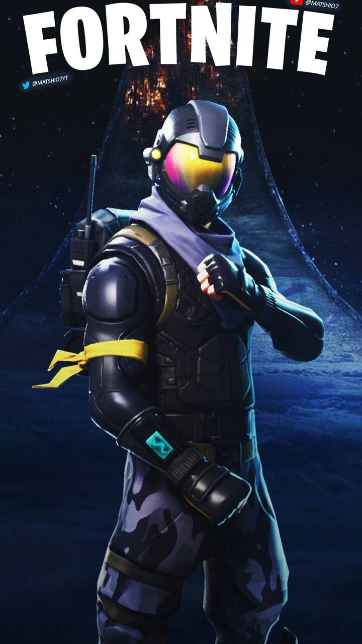 Why Did This Skin Return Back Into The Item Shop It Was A Starter